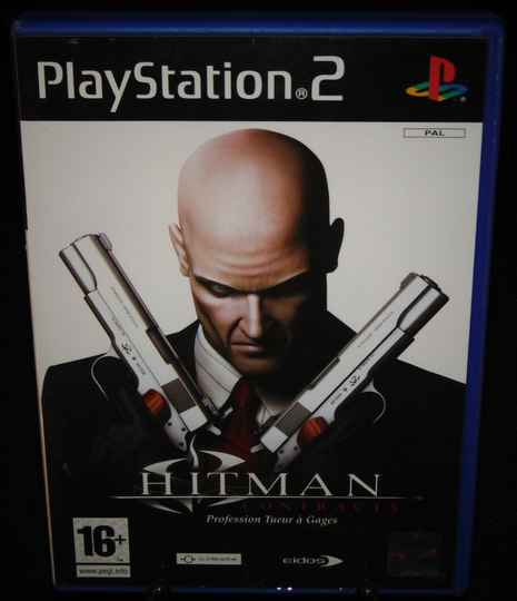 Hitman : Contracts / PS2 / Complet / Fr.