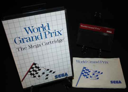World Grand Prix / SMS / Complet