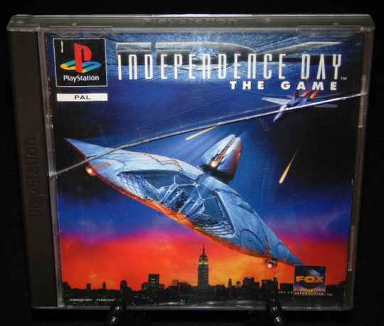 Independence Day / PS1 / Complet / Fr.