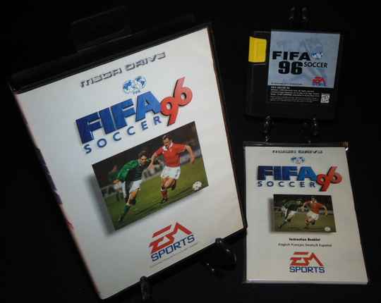 FIFA Soccer 96 / SMD / Complet