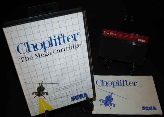 Choplifter / SMS / Complet