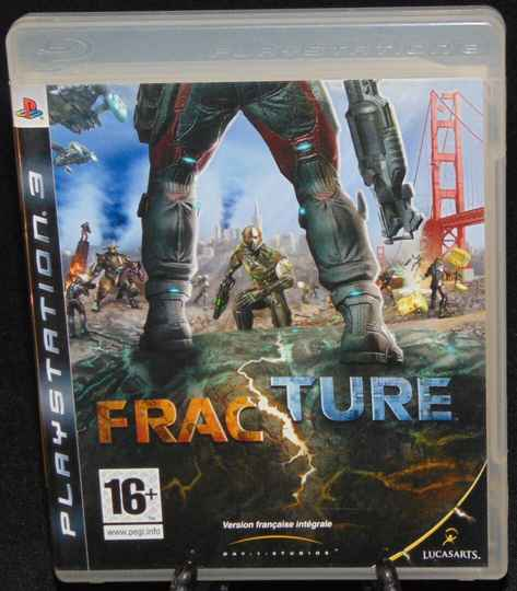 Fracture / PS3 / Complet / Fr.