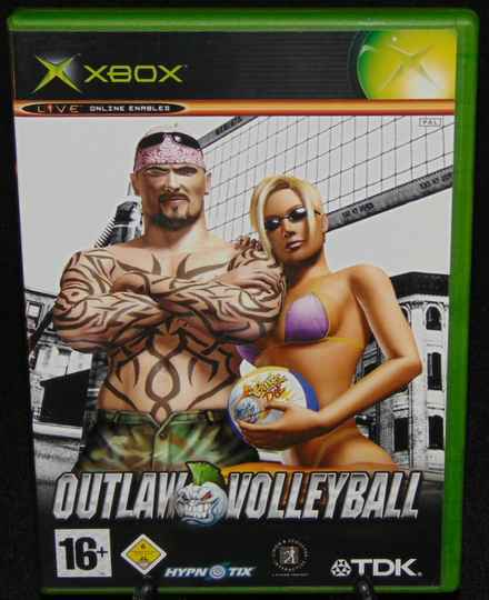 Outlaw Volleyball / Xbox / Complet / FAH
