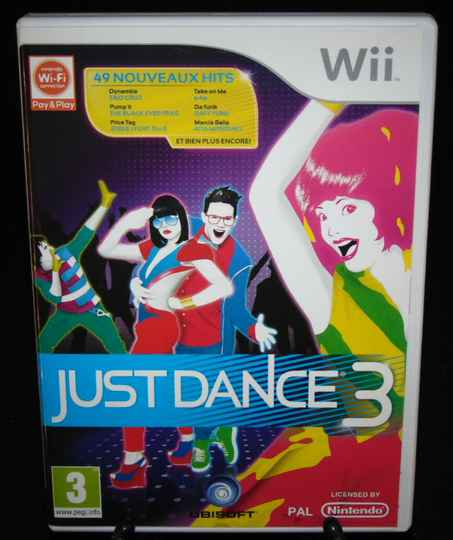 Just Dance 3 / WII / Complet