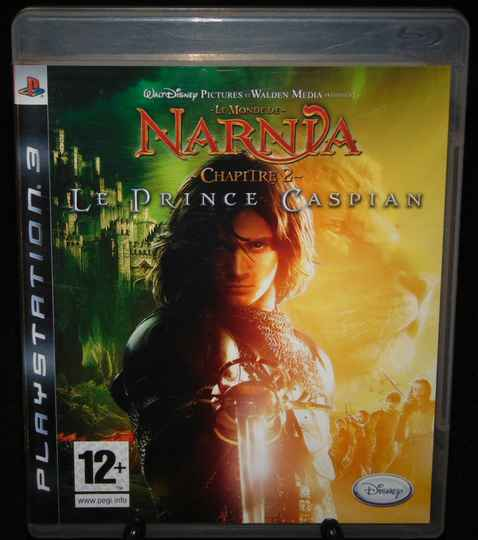 Le Monde Narnia 2 / PS3 / Complet / Fr.