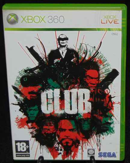 The Club / Xbox 360 / Complet / Fr.