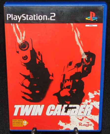 Twin Caliber / PS2 / Complet / Fr.