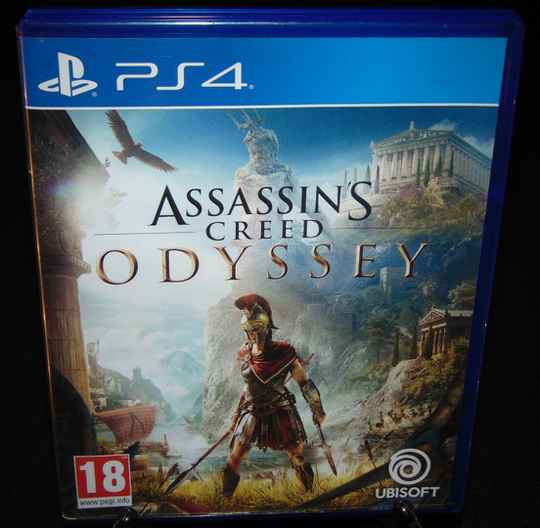 Assassin's Creed Odyssey / PS4 / Complet / Fr.