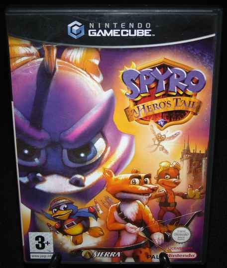 Spyro A Hero's Tail / J.GC / Complet