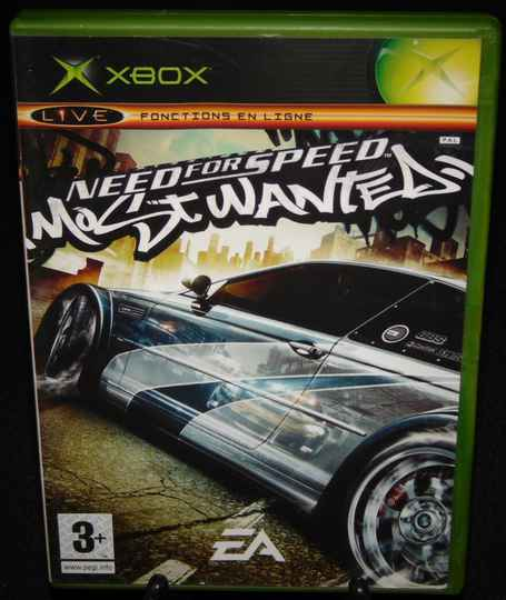 Need for Speed Most Wanted / Xbox / Complet / Fr.