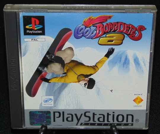 Cool Boarders 2 / PS1 / Complet / Platinum