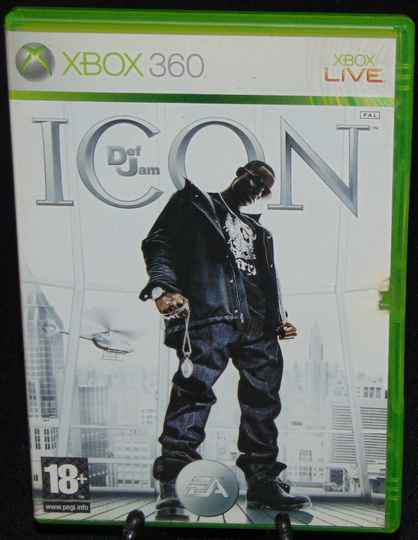 Def Jam: Icon / Xbox 360 / Complet / Fr.
