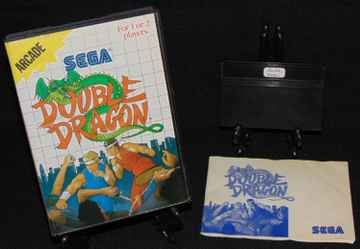 Double Dragon / SMS / Complet