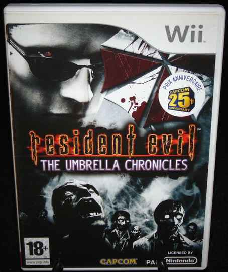 Resident Evil The Umbrella Chronicles / J.WII / Complet