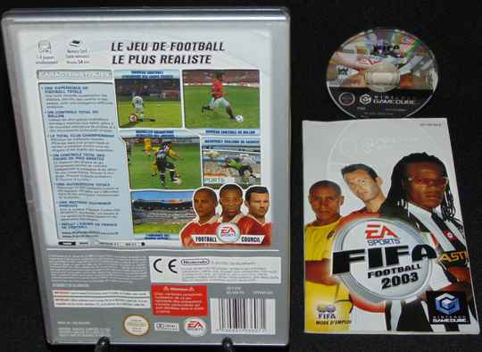 FIFA Football 2003 / GC / Complet