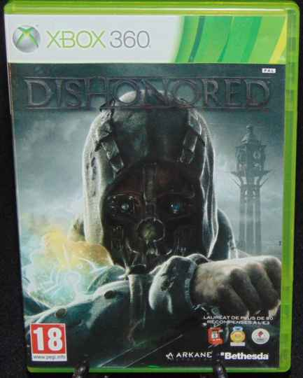 Dishonored / Xbox 360 / Complet / Fr.
