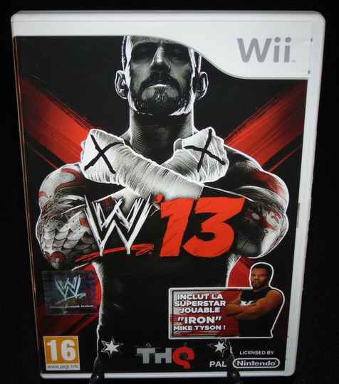 WWE '13 / WII / Complet
