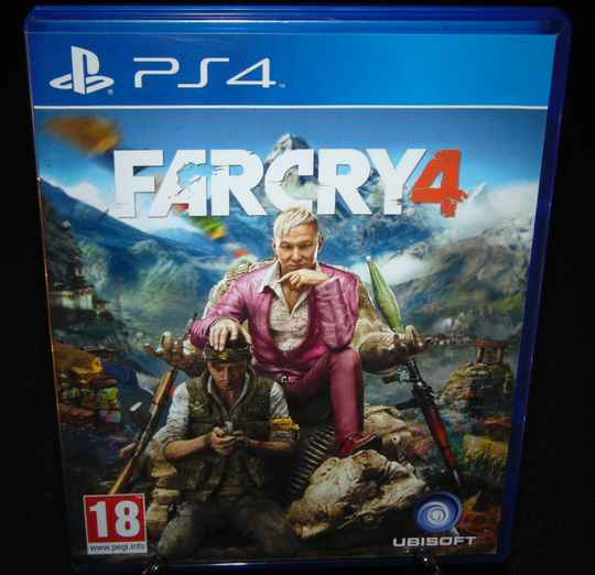 Farcry 4 / PS4 / Complet / Fr.