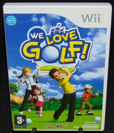 We Love Golf ! / WII / Complet