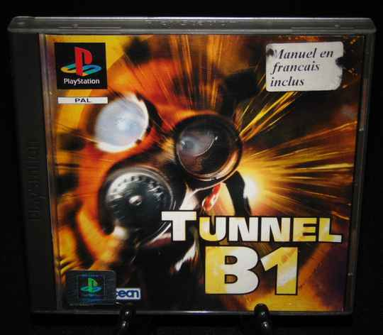 Tunnel B1 / PS1 / Complet / Fr.