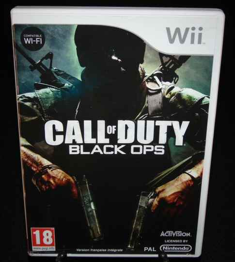 Call of Duty Black OPS / WII / Complet