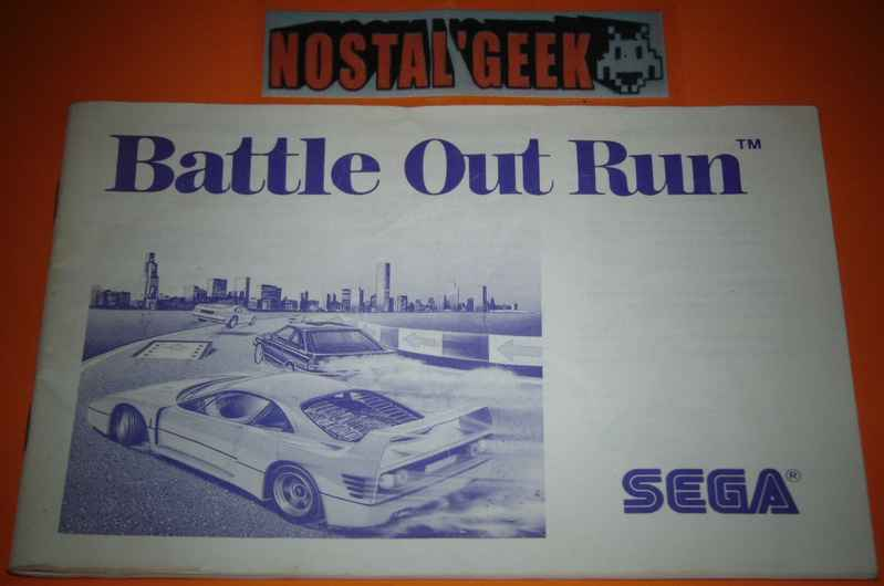 Battle Out Run / Notice SMS / Pal.