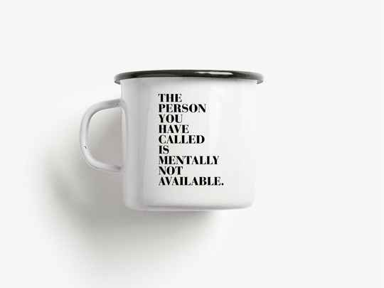 CUP - NOT AVAILABLE