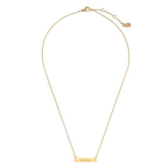NECKLACE - MAMA TAG
