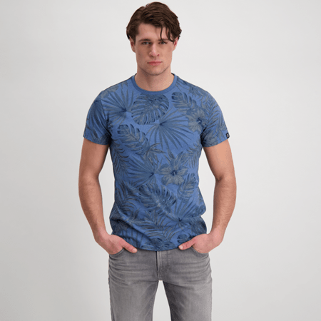 CARS JEANS LEANY TSHIRT SS NAVY 60858 NR. 681
