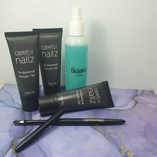 Babyboom of French Acrylgel Try-out set