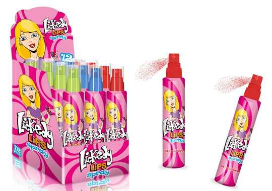 Likedy Lips spray