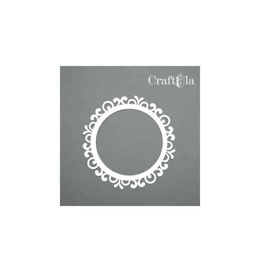 S&M chipboard rond nr 13