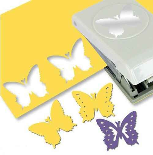 EK Success Tools Layering Punch Butterfly (54-90020)