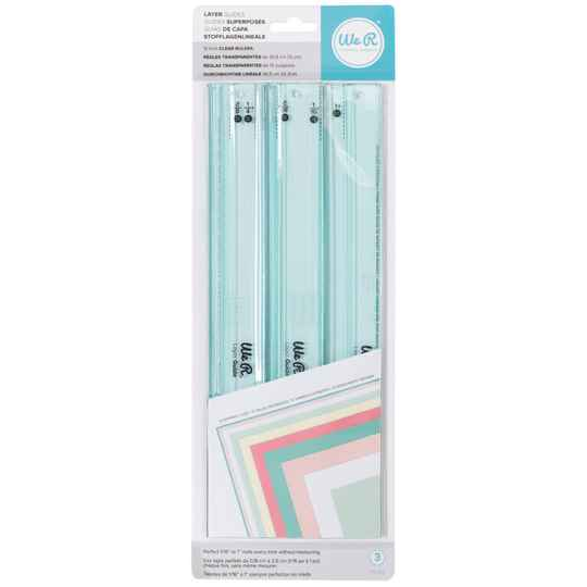 We R Memory Keepers Layers Guides Basic Tools (3pcs) (660083)