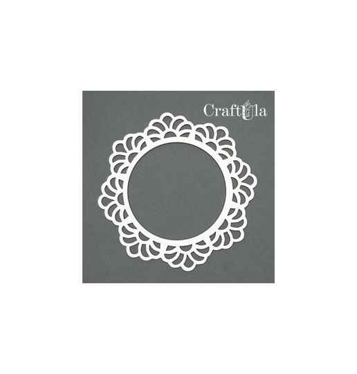 S&M chipboard rond nr 16