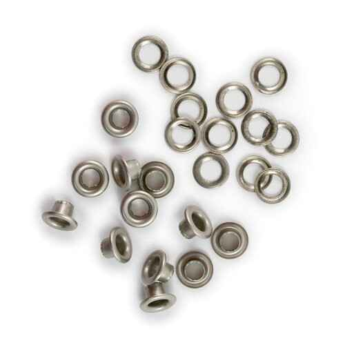 We R Memory Keepers Standard Nickel Crop-A-Dile Eyelet and Washer (42218-1)