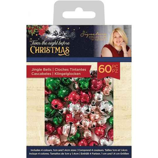 Crafter's Companion Twas the Night Before Christmas Jingle Bells (S-TNBC-BELLS)