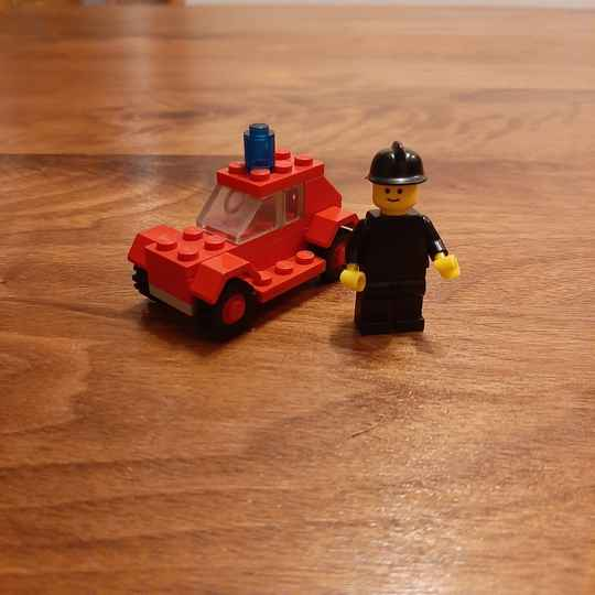 [602]-1 Fire Chief's Car