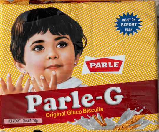 Parle biscuit 799g