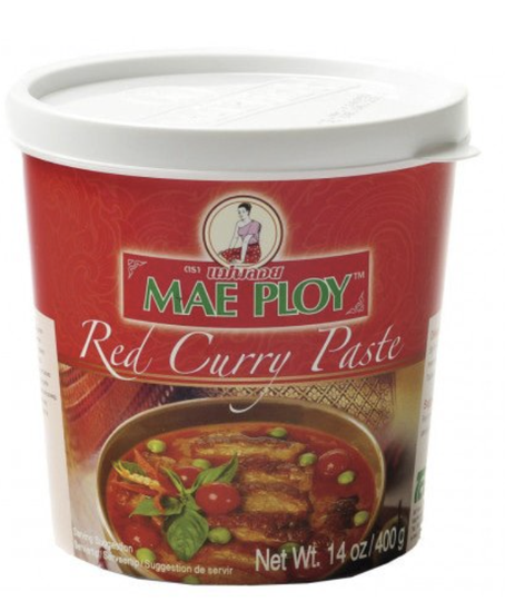 Mae ploy Thai red curry 400g