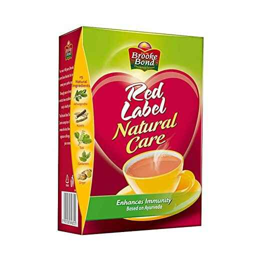 Red label natural care 250g of 2 Packs
