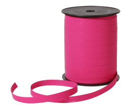 Krullint Pink Paperlook - 5 meter