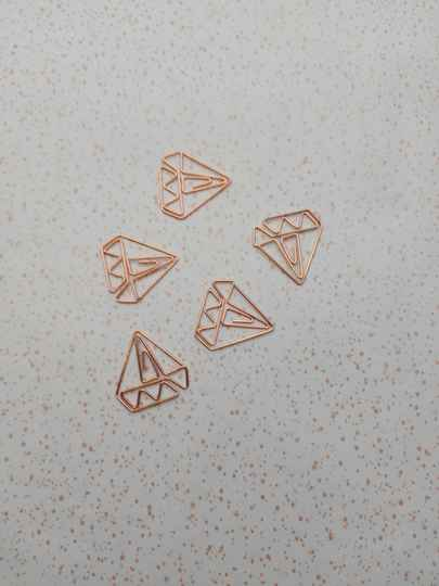 Paperclips Diamant