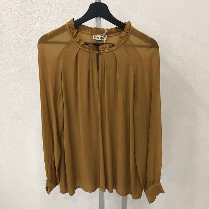 Blouse Transfer oker