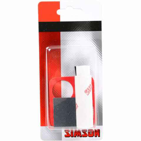 Simson band rep rol & sjabloon S020536