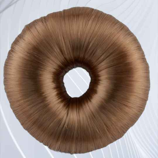 Haardonut de luxe blond medium