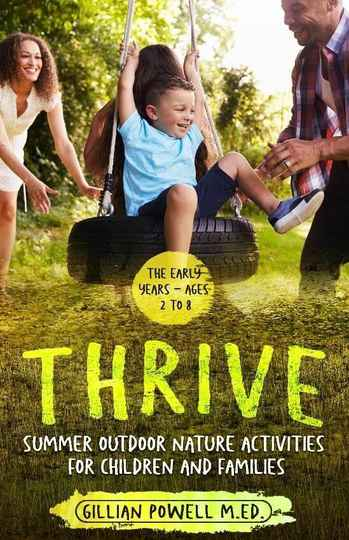 Thrive – Summer Outdoor Nature Activities for Children and Families