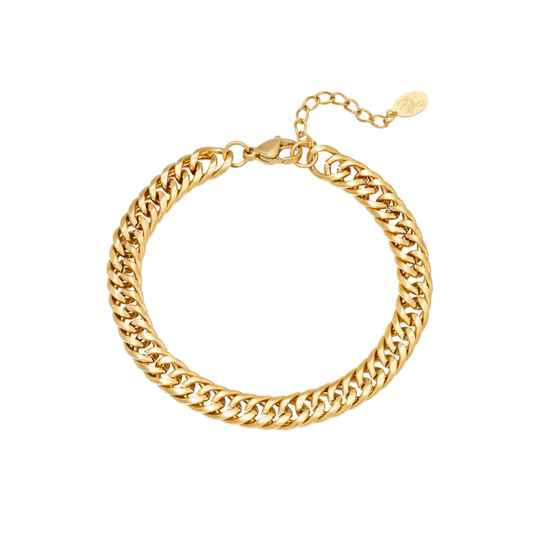 Armband Vibes goud of zilver