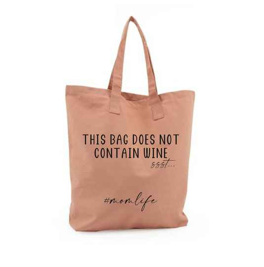 Mamatas 'Dutch Lifestyle' - This bag does not contain wine