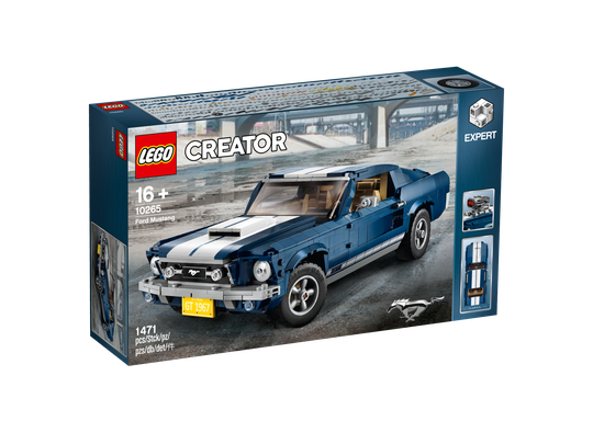 LEGO® Ford Mustang